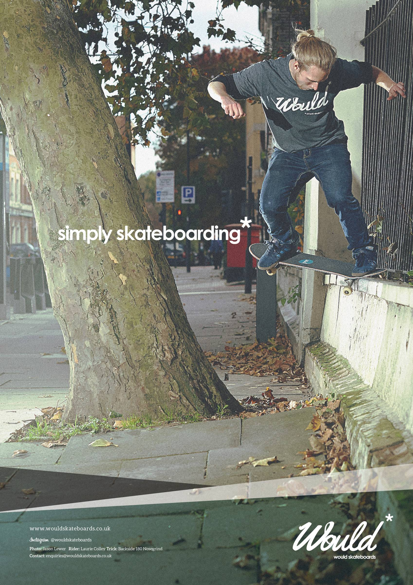 Would-Skatedboards_Laurie Colley_Skateboarding_Camden_Low res