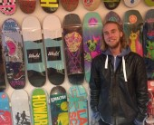LOST ART - Would Skateboards - Laurie