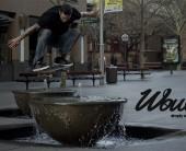 Scott Whitaker - Would Skateboards - Simply Skateboarding