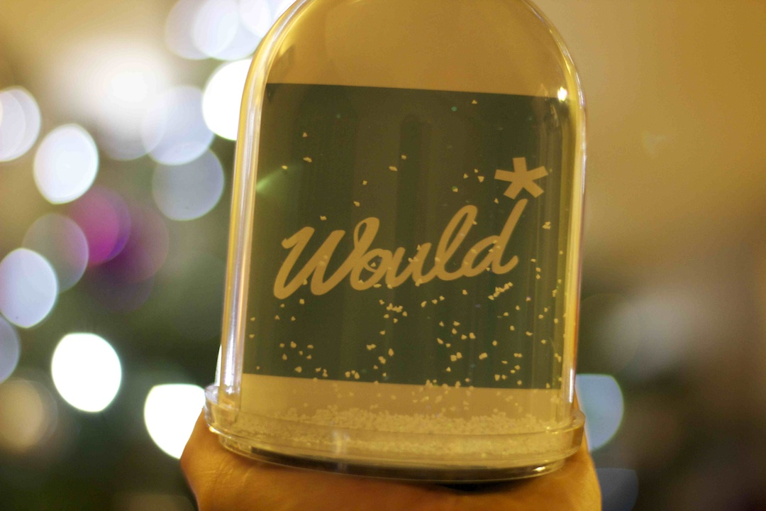 Would Skateboards - Snow Globe - Simply Skateboarding  www.wouldskateboards.co.uk