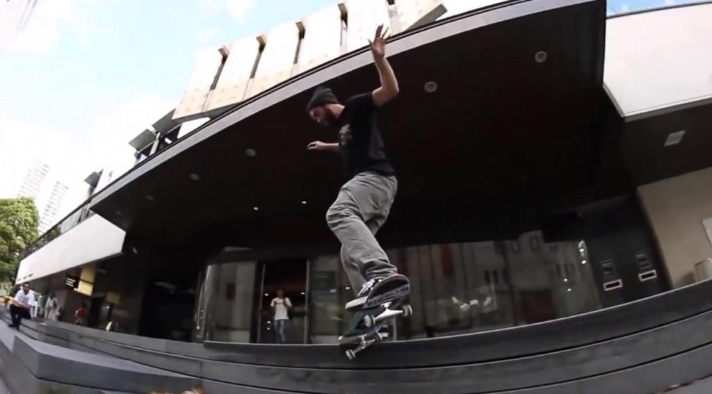 Scott - Would Skateboards - NZ