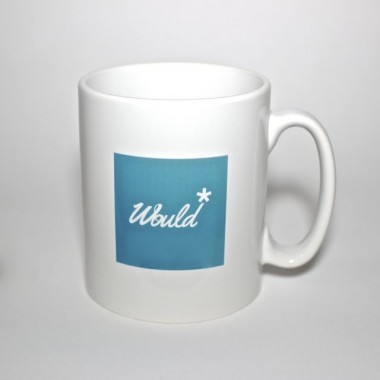 Would Simply Tea Mug - LOGO1