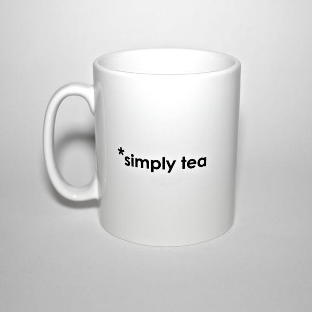 Would Simply Tea Mug