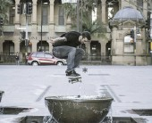 Would Skateboards - Scott Whittaker - Foutain ollie Australia