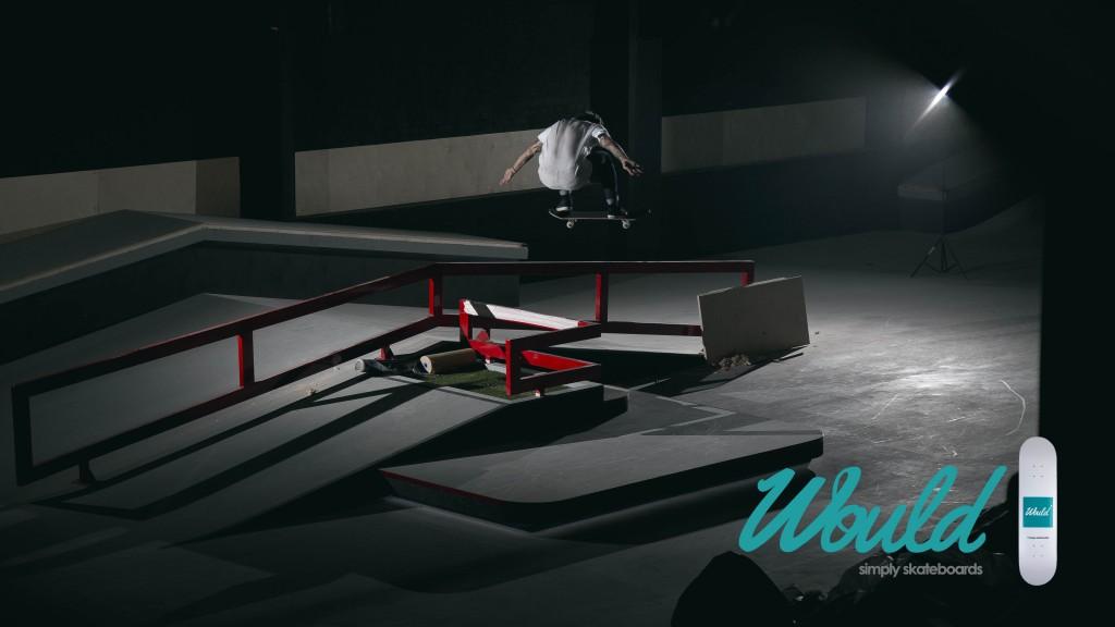 Would Skateboard - Ryan Rebotis