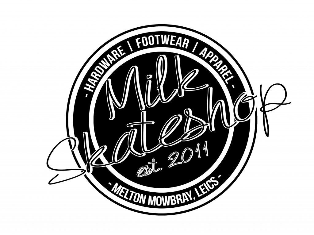 Would Skateboards Milk Skateshop Melton Mowbray