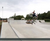 Would at Decimal Skatepark