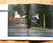 Laurie Colley - Pole Jame - Sidwalk Surfer - Would skateboards  2