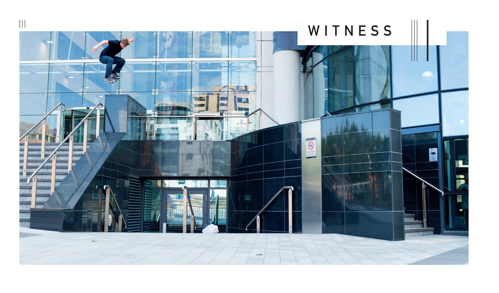 Dale - Witness - Sidewalk - Would Skateboards