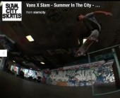 Camm Barr - Summer in the City - Would Skateboards