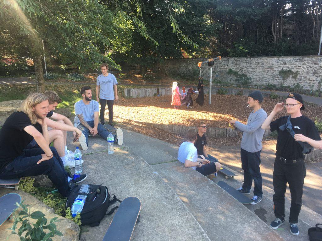 Would Skateboards - Bristol Trip - Skateboarding-5