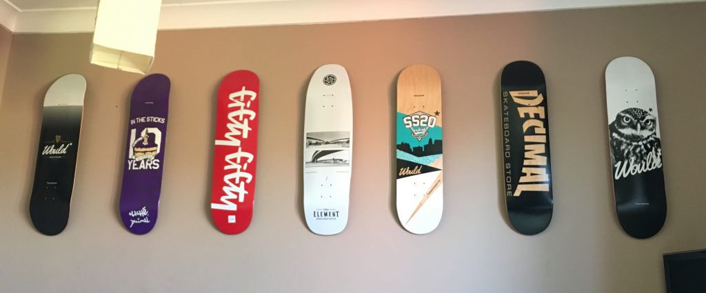 Would Skateboards - Bristol Trip - SkateboardingJPG