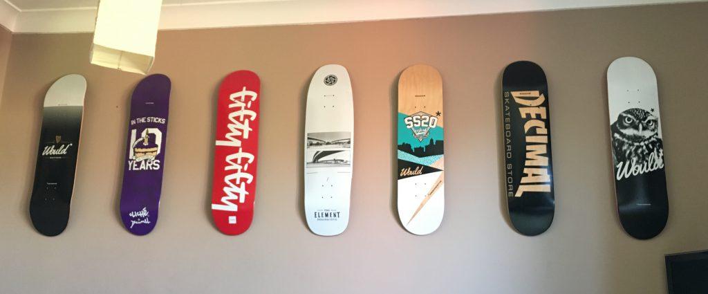 Would Skateboards - Bristol Trip - SkateboardingJPG